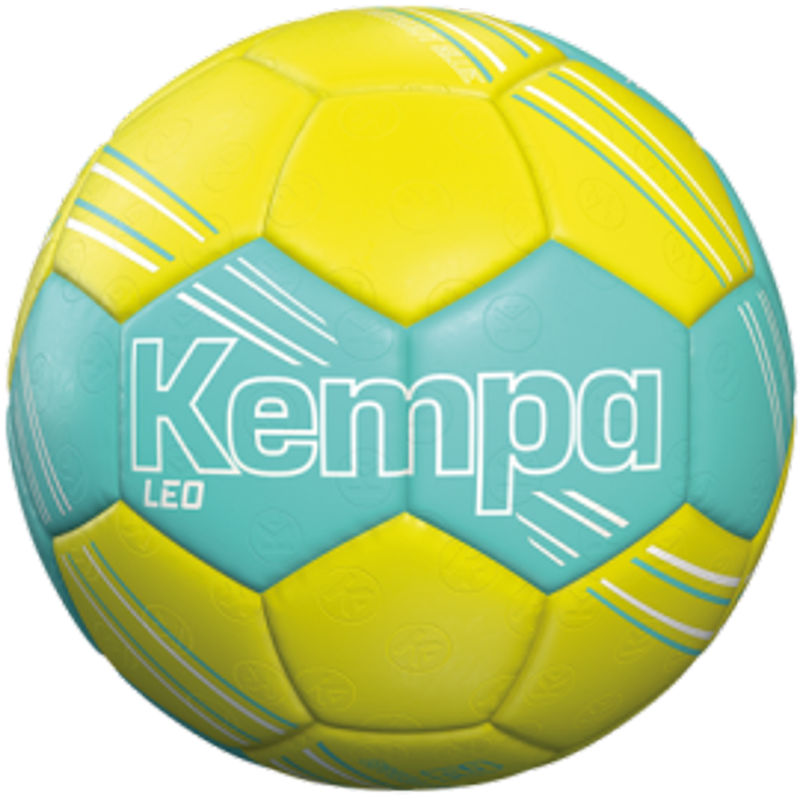 Kempa leo ball grenn/yellow 2020