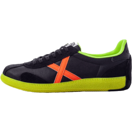 Munich goalkeeper black 2020 with sliding heel - Handball Shop