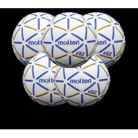 Balones Molten D60 sin resina - Tienda balonmano