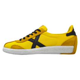 Munich goalkeeper yellow 2020 with sliding heel - Handball Shop