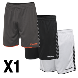 Hmlauthentic poly shorts 2020 - Handball Shop