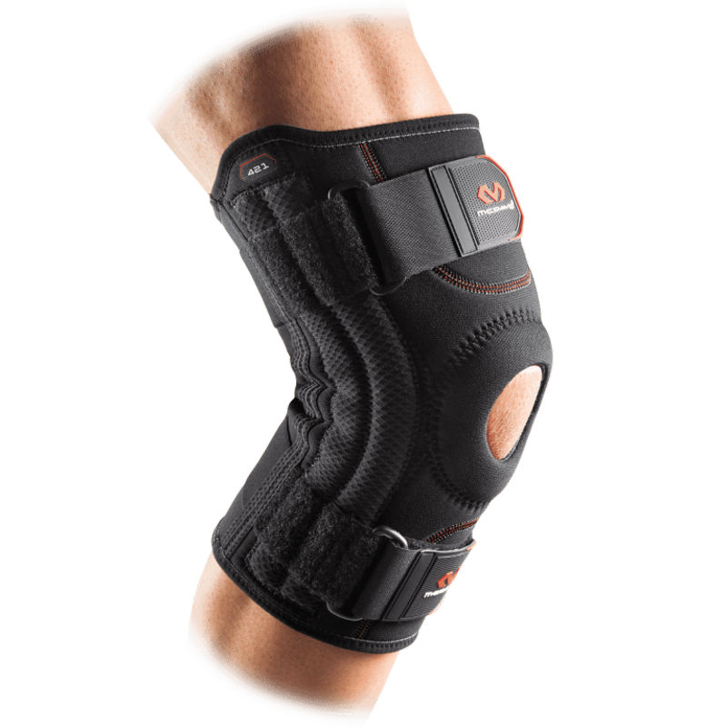 Knee support black - Handball Shop