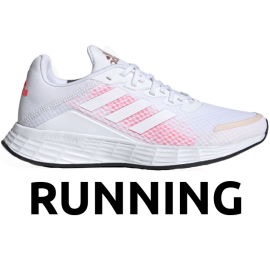 Adidas Running Duramo women white