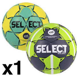 Select Solera Green/Yellow T1, T2, T3