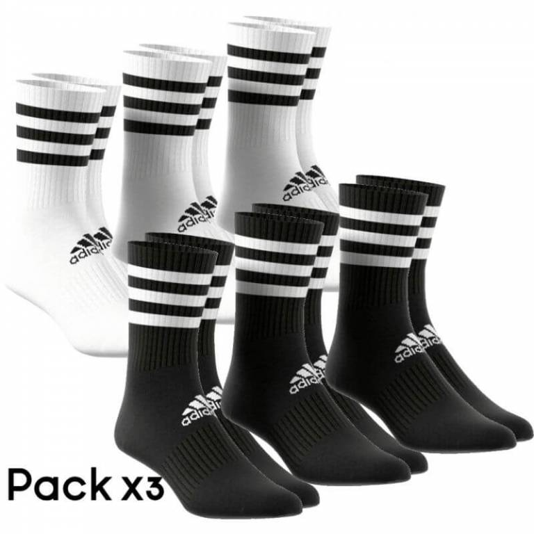 Pack x3 adidas socks - Handball Shop