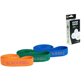 Super Band Set Blackroll (pack x 3) - Handball Shop