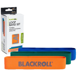 Loop Band Set Blackroll (pack x 3) 30 cm - Handball Shop