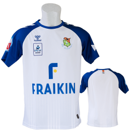 Oficial BM Granollers Home 2020/2021White - Handball Shop