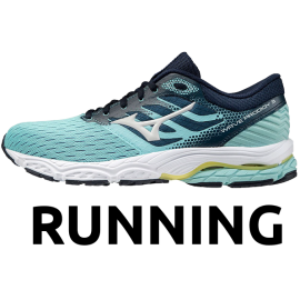 Mizuno Wave Prodigy 3 Women Running