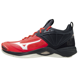 Mizuno Momentum 2 red 2021 - Handball Shop