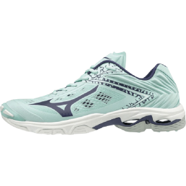 Shoes Mizuno Wave Lightning z5 women blue - Handball Shop