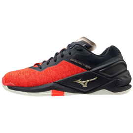 Mizuno Stealth Neo 2021 Red - Handball Shop