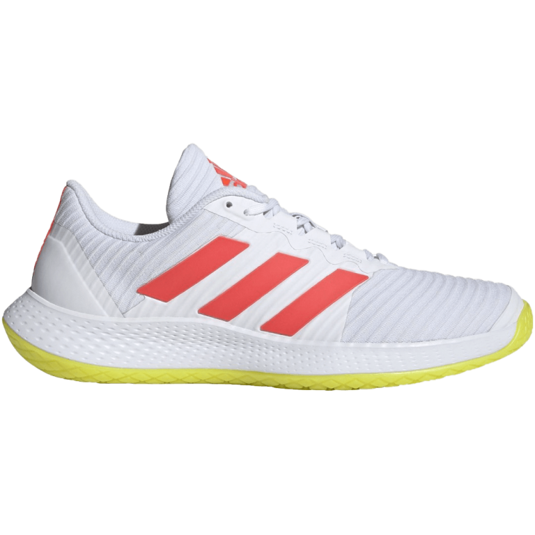 Adidas ForceBounce 2021 white and red - Handball Shop