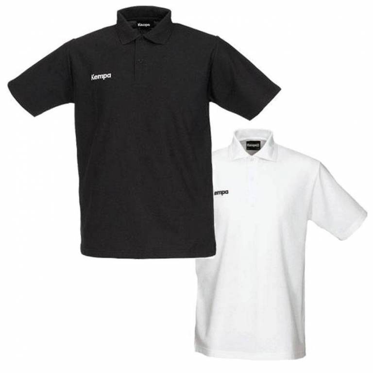 Polo Shirt blanco (Entrega en 24h)