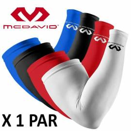 Mc David arm sleeves (pair) - Handball Shop