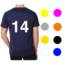 Number customize - Handball Shop