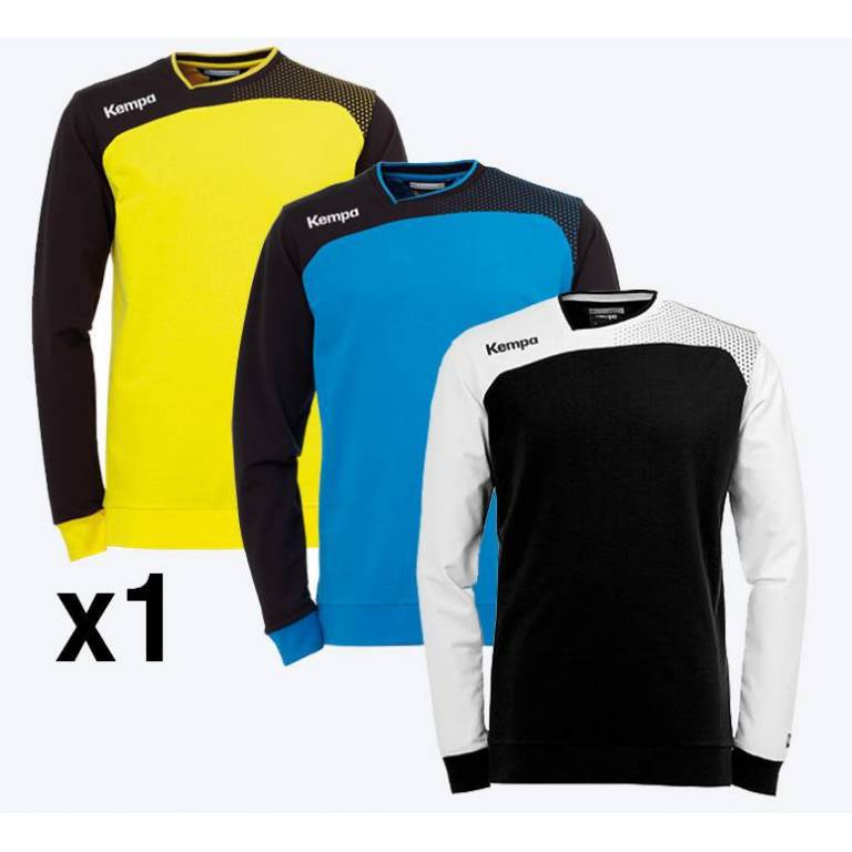 EMOTION TRAINING TOP MANGA LARGA (Entrega en 24h)Textil Kempa Handball