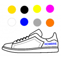 Shoes customize