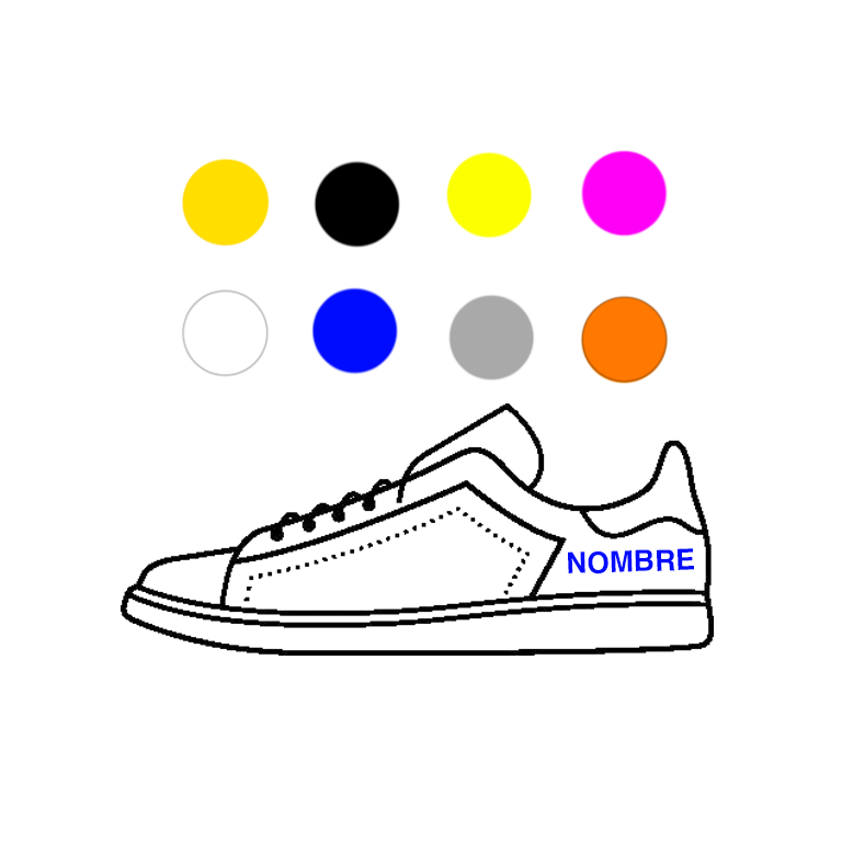 Shoes customize - Handball Shop
