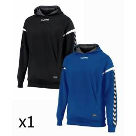 Sudadera Hummel Auth. Charge Poly Hoodie con Capucha (Entrega 24h)