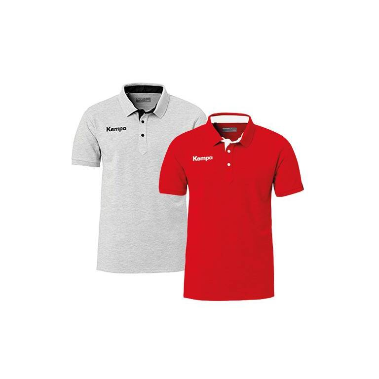 Kempa Prime Polo Shirt - Handball Shop