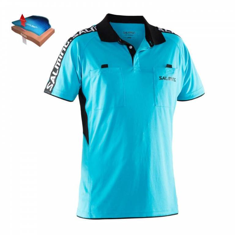 Salming Referee Polo - Handball Shop