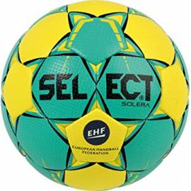 Select Solera Green/Yellow T1, T2, T3 - Handball Shop