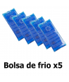 Pack x5 Bolsa reutilizable McDavid - Handball Shop