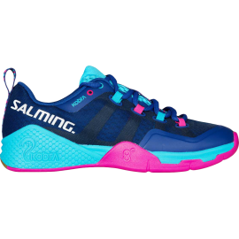 Salming Kobra 2 Women Blue/Turquoise - Handball Shop