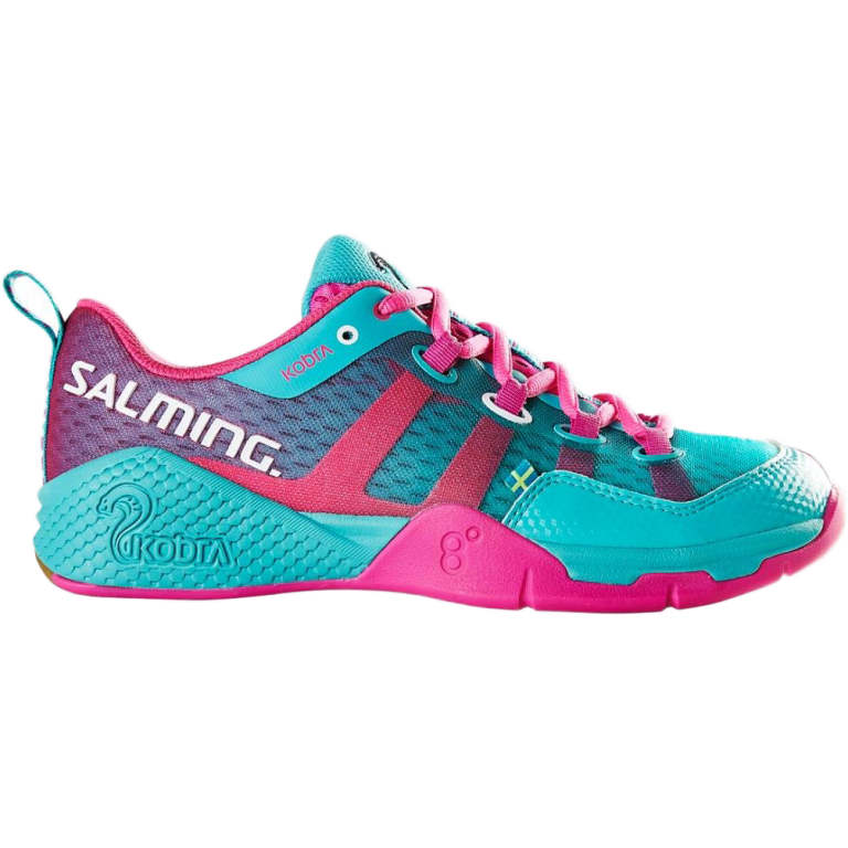 Salming kobra women blue/pink - Handball Shop