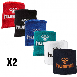 Hummel OLD SCHOOL SMALL WRISTBAND (x2) - Handball Shop
