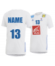Name and number - Handball Shop