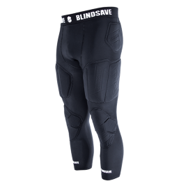 Pantalón blindsave 3/4 tights with full protection - Tienda balonmano