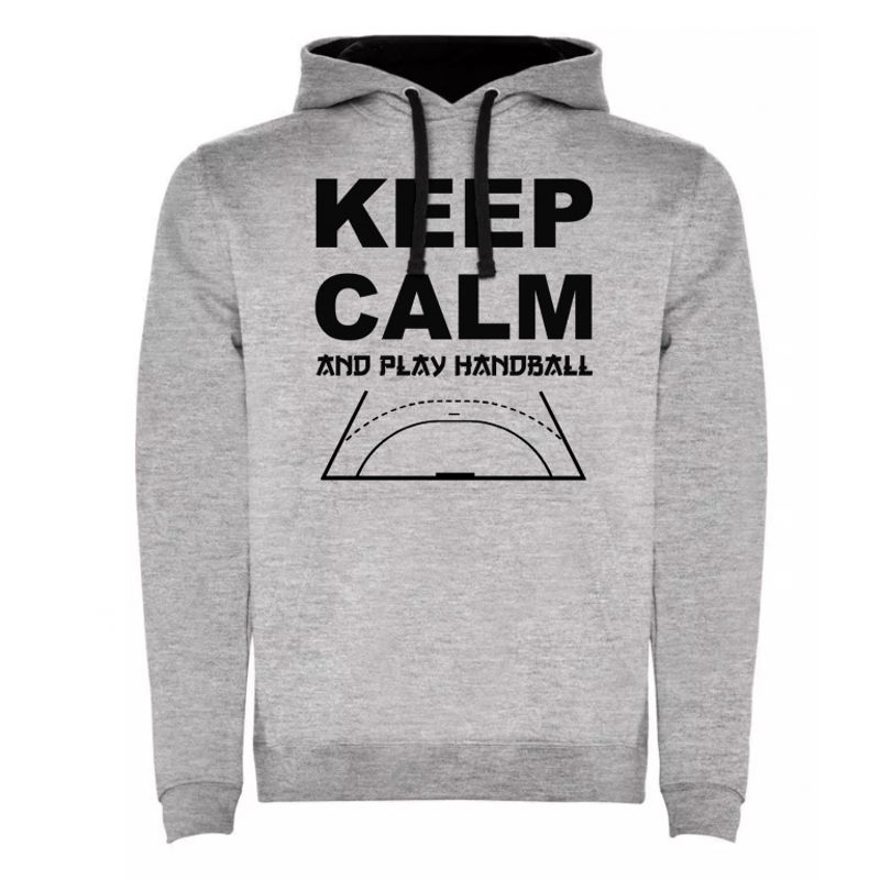Keep calm sweatshirt - Handball Shop
