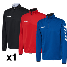 Essential Half Zip Sweat - Handball Shop