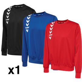 Sudadera Hummel Essential Poly Sweat
