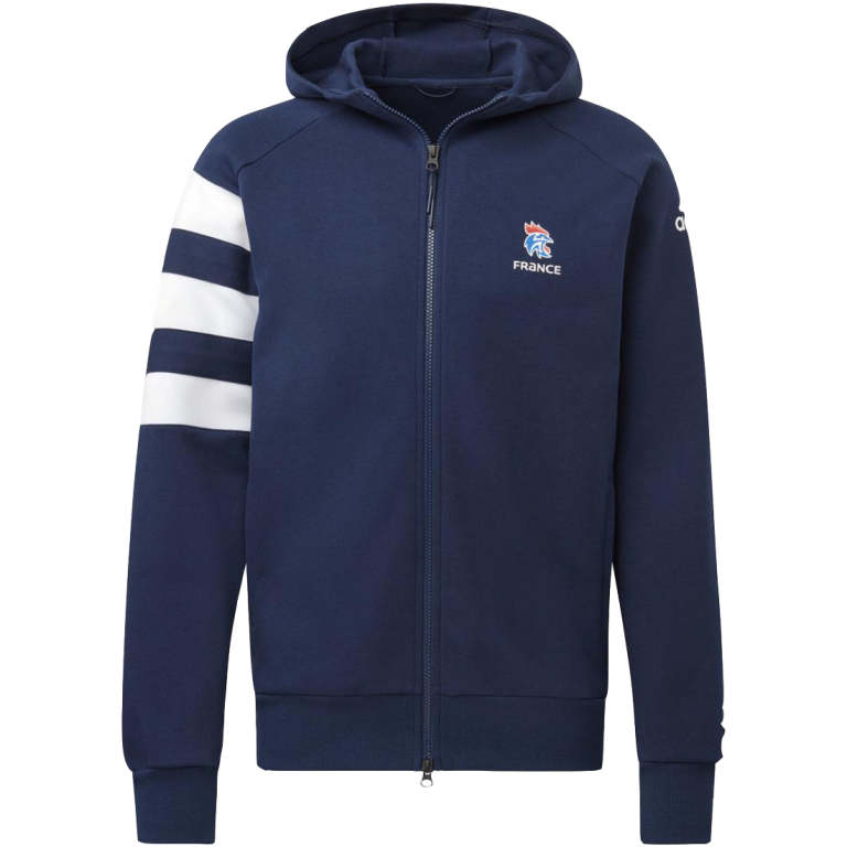Adidas Oficial France national team jacket 2019 - Handball Shop