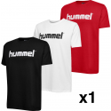 Camiseta Hummel  Cotton  Logo