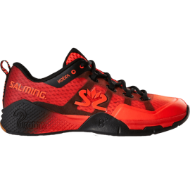 Salming Kobra 2 red men's shoes 2019 - Handball Shop