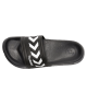 Hummel Larsen Slipper negra - Handball Shop