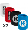 Kempa wristbands (x2) - Handball Shop